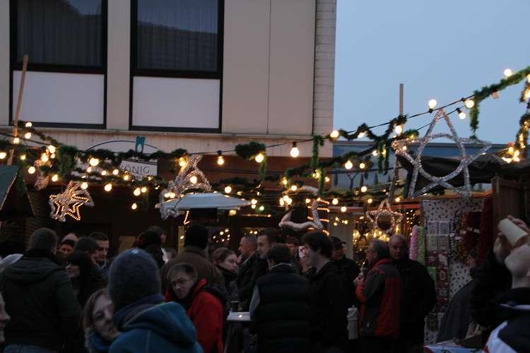 Weihnachtsmarkt in Niedenstein